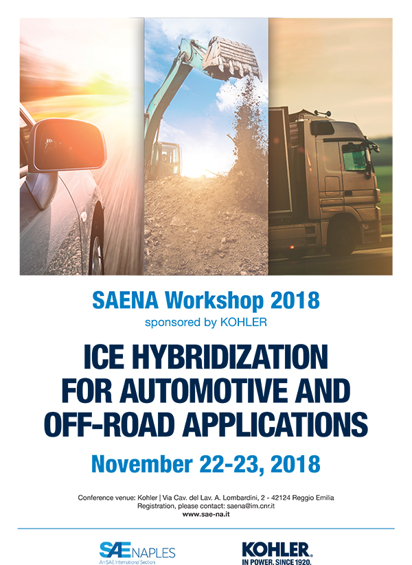 Workshop 2018 ICE HYBRIDIZATION